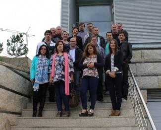 LAG Papuk-Krndija studijski bio u Portugalu, napisana i 3 projekta