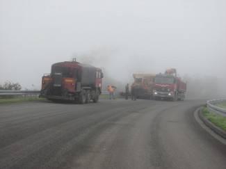 Započeli radovi na sanaciji ceste Lipik - Okučani