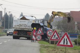 Oprez! Zbog radova prema Marindvoru na dva mjesta usporen promet