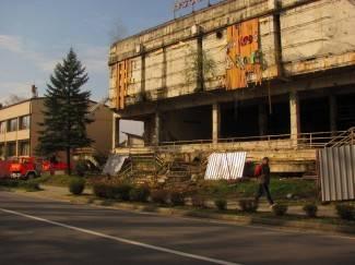 Skidaju metal s robne kuće: ¨Cilj je ukloniti krš iz centra grada¨ (foto)