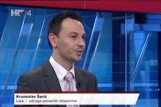 Krunoslav Šarić: Cilj nam je natjerati državu da manje troši
