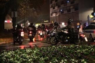 FOTO: Bikeri stali u Požegi i odali počast poginulim braniteljima