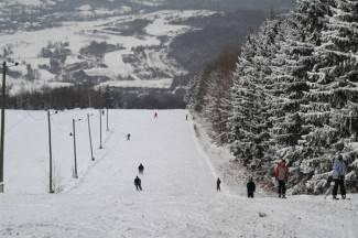 Navali narode: Otvoreno skijalište Omanovac