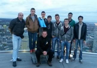 Učenici Obrtničke škole na projektu mobilnosti u Frankfurtu i Padovi