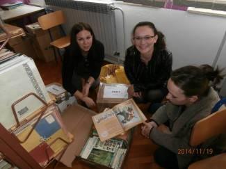 Školama u Lipiku i Jakšiću vrijedna donacija knjiga na francuskom