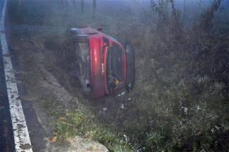 Sletjeli u putni kanal, djevojka (19) teško ozlijeđena (foto)