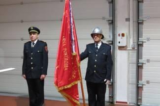 FOTO JVP Požega obilježila 15. rođendan: Dobili novu zastavu i opremu