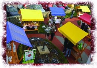 Dođite na Božićni sajam 20. i 21. prosinca u Color trgovini