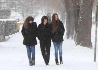 Snježna mećava zahvatila požešku županiju: Nikamo bez zimske opreme!