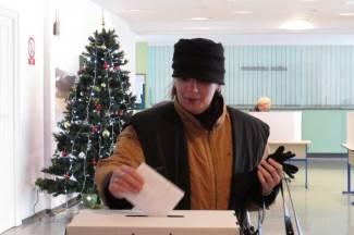 Predsjednički izbori na biralištima diljem požeške županije
