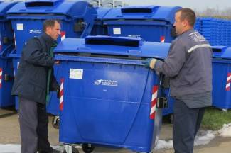 Građani dobivaju plave kante za papir; podjela kreće ovih dana