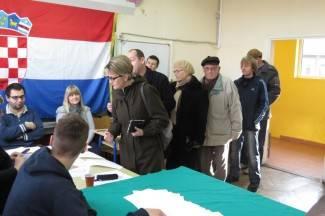 U Požegi i županiji do 16,30 glasovalo 48 posto birača
