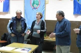 Kiša ih nije omela: Planinari iz cijele Slavonije pohodili Kapavac
