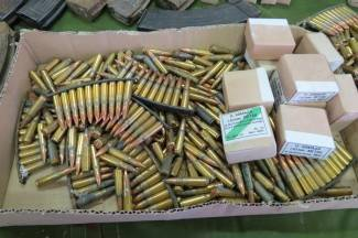 Dragovoljno predao eksplozivna sredstva i streljivo