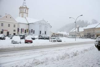 Hrvatska se jutros probudila pod snježnim pokrivačem