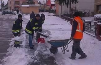 Kaptolački vatrogasci očistili prilaze: ¨I mi radimo svoj posao¨