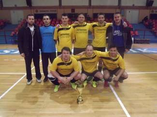 Igrači Jacka osvojili naslov prvaka 1. ŽMNL