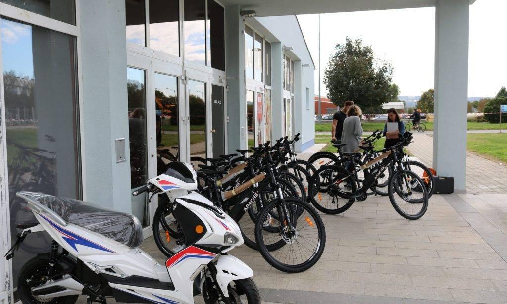 Moguće iznajmljivanje električnih bicikala u Pakracu