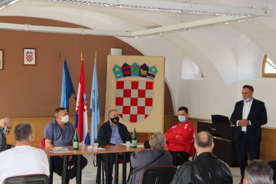 Dvadeset i prva redovna izvještajna Skupština Županijske zajednice udruga HVIDR-e Požeško-slavonske županije