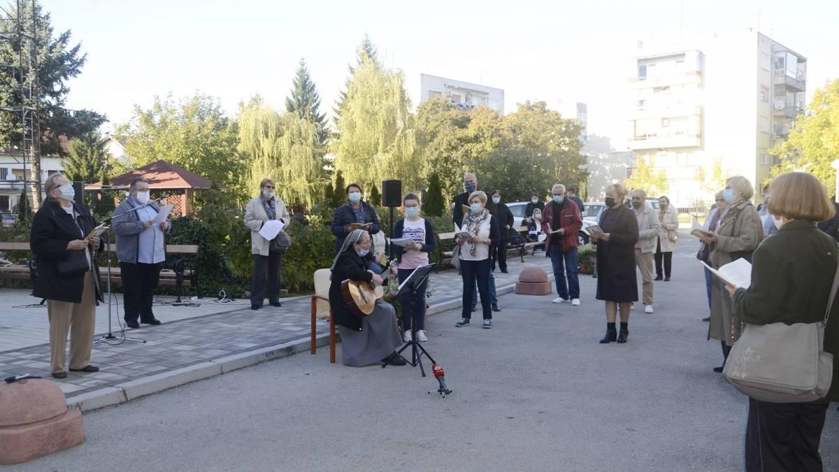 Proslava nebeskog zaštitnika Doma za stare i nemoćne u Sl. Brodu