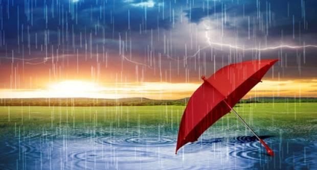 Pretežno oblačno s kišom