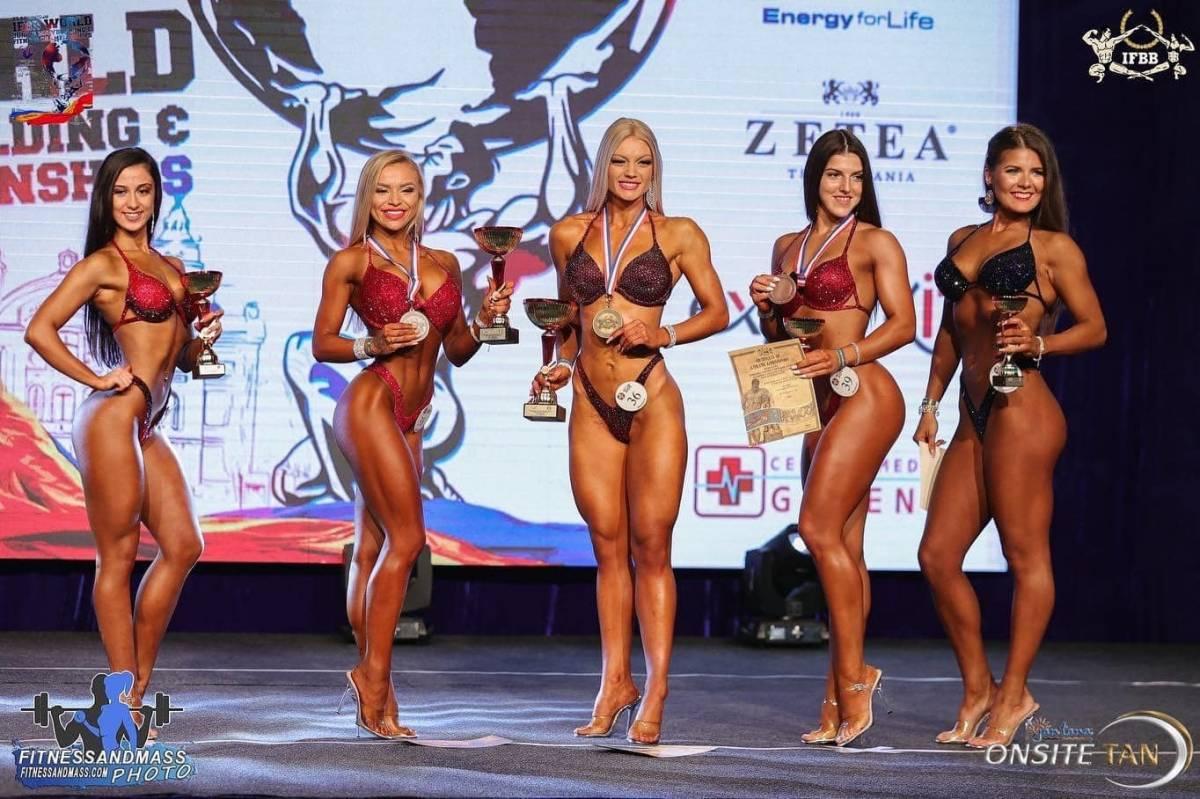 Pleterničanka Mia Mikliš je prvakinja svijeta u wellnessu