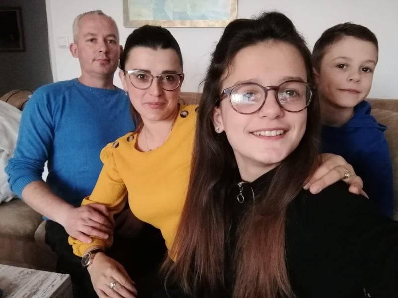 Život mlade slavonske obitelji na njemačkoj adresi