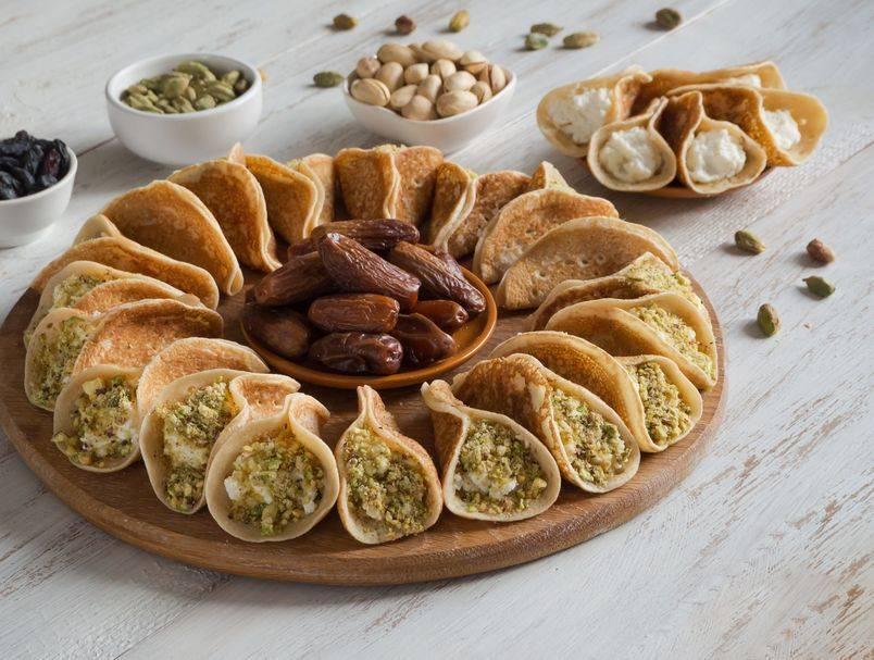Najbolje na svijetu? Recept za arapske palačinke s kremom od sira