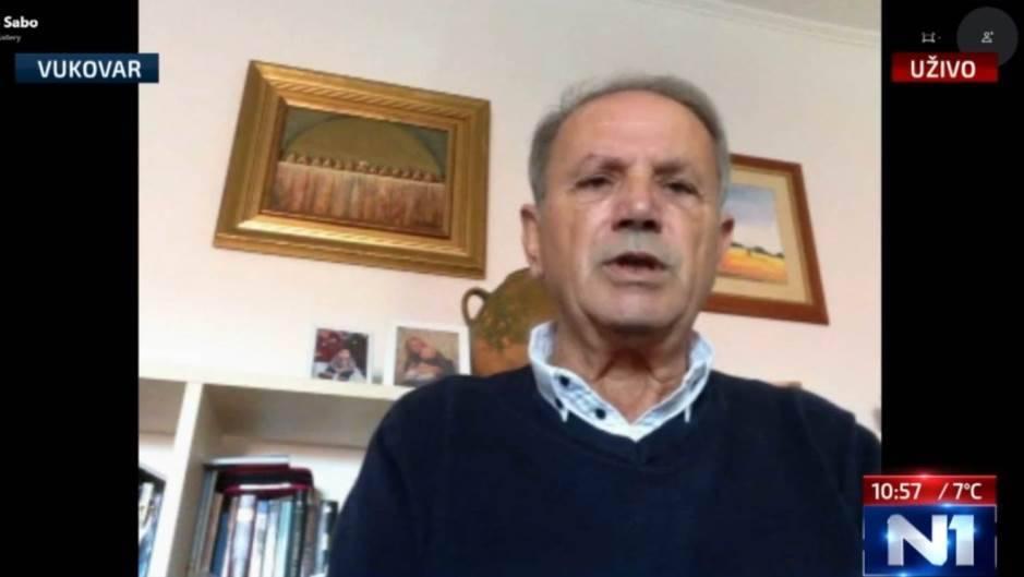 Željko Sabo stavio mandate u mirovanje, spreman je biti kandidat za gradonačelnika Vukovara