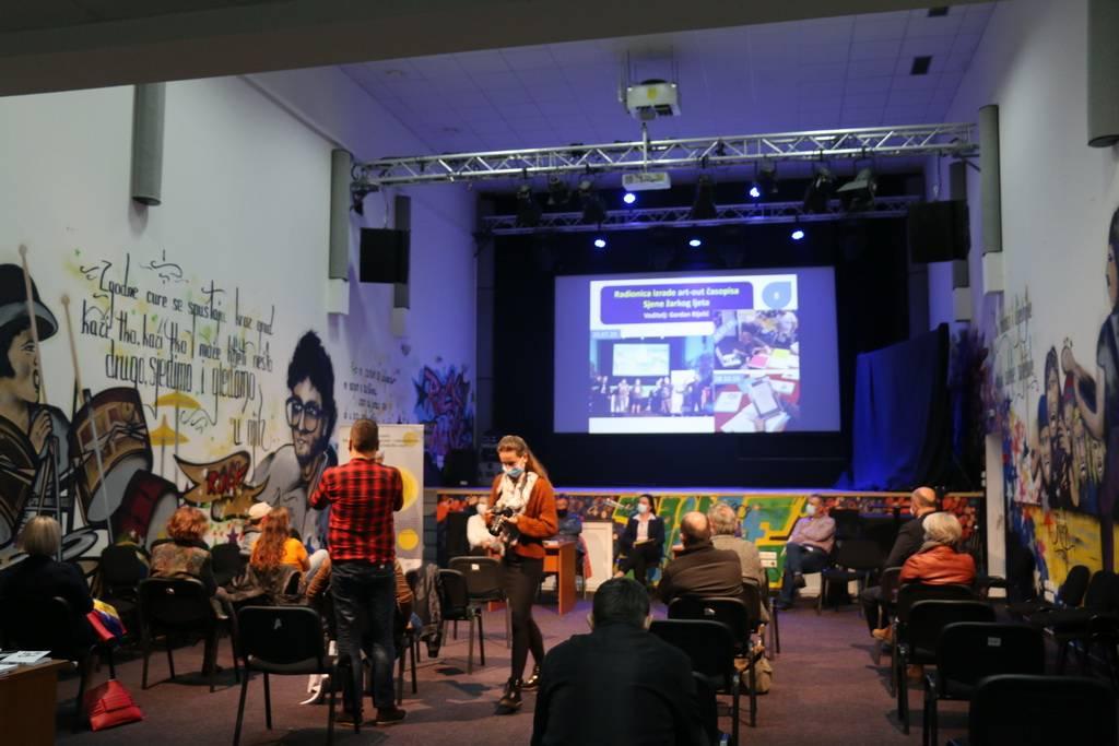 Održana završna konferencija projekta ʺKUL centarʺ