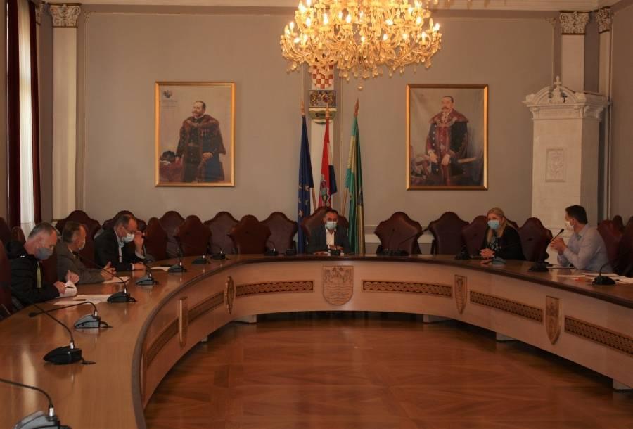 U Županiji održan sastanak povodom Popisa stanovništva 2021. godine