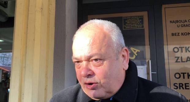 Gradonačelniku Duspari supruga pozitivna na koronavirus, objavljeno kako se gradonačelnik osjeća