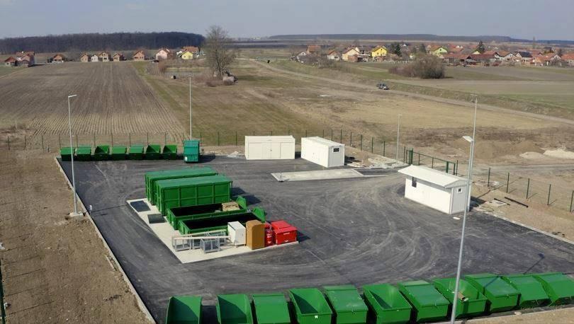 Grad Kutjevo dobio odluku o financiranju projekta Reciklažno dvorište