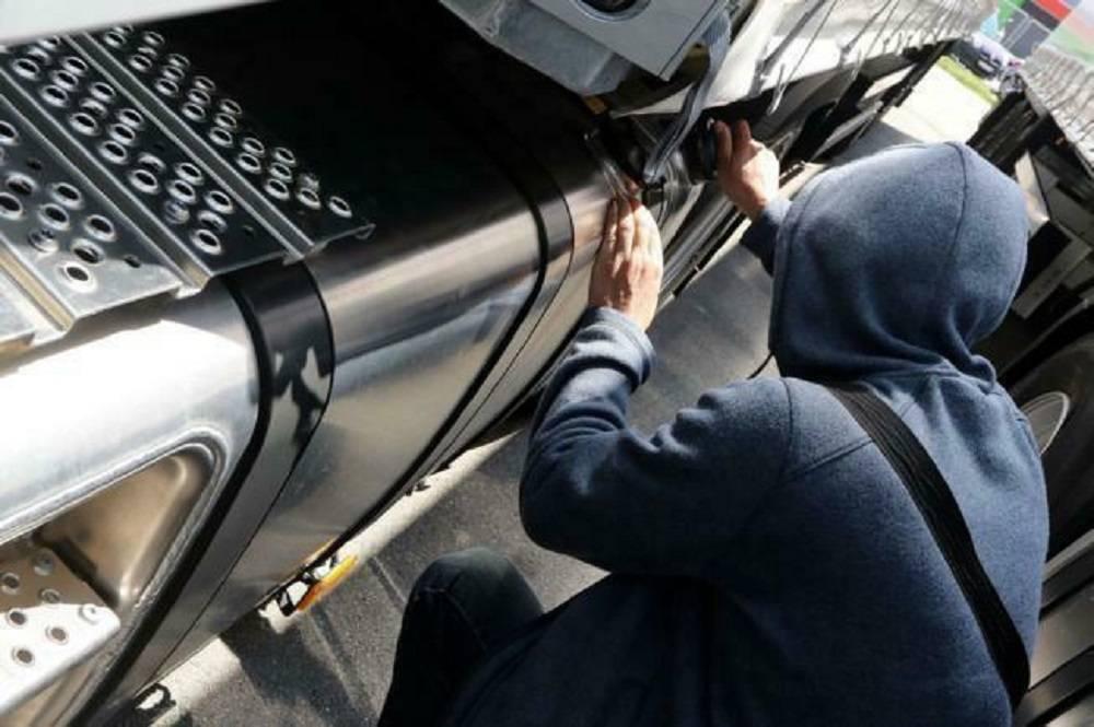 Uhitili kradljivce goriva