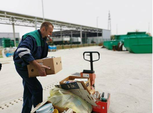 Građani sve više koriste usluge reciklažnih dvorišta: Rješavaju se starog namještaja, nagomilane odjeće i neispravnih kućanskih aparata