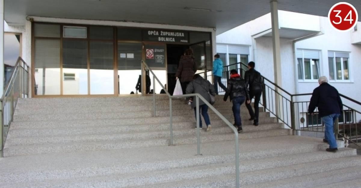 U Požeško-slavonskoj županiji trenutno je aktivno 429 slučajeva zaraze korona virusom