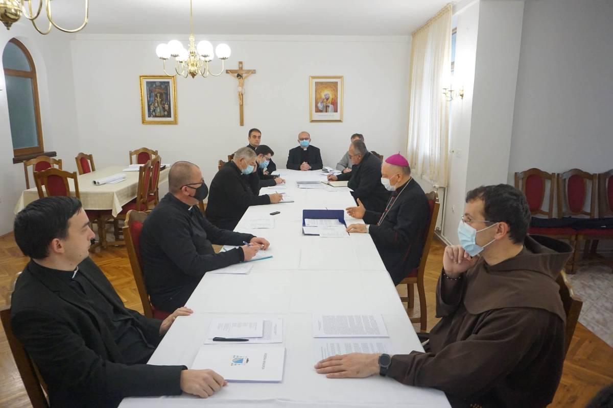 Susreti stalne formacije svećenika Požeške biksupije