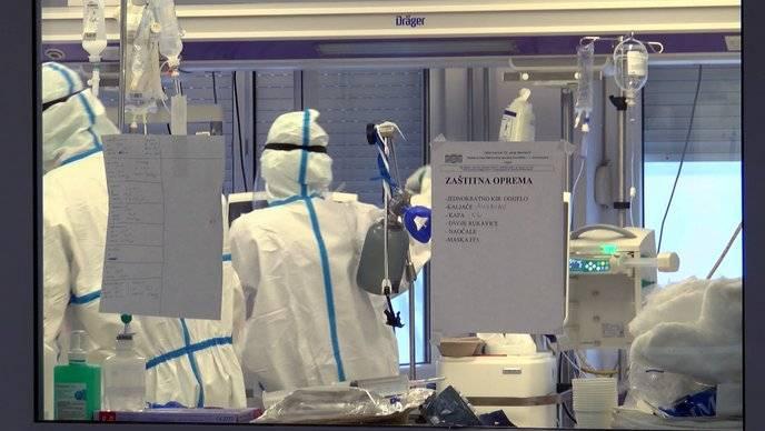 Požeština danas ima 357 aktivnih slučajeva zaraze, na posljednjem testiranju pozitivna  62 uzorka