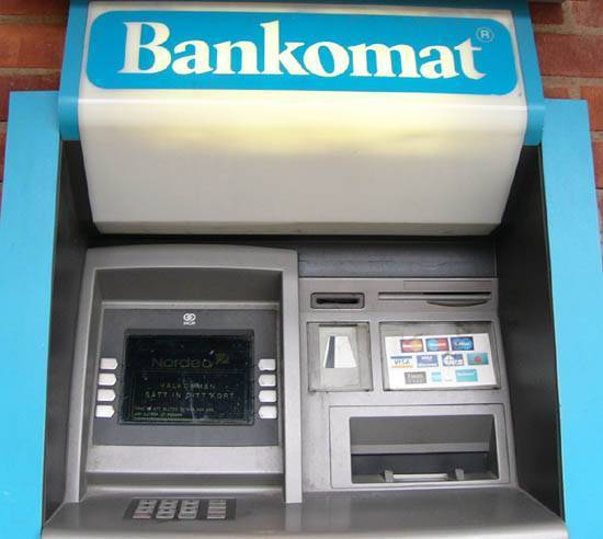 Bankomati dobivaju novu zaštitu
