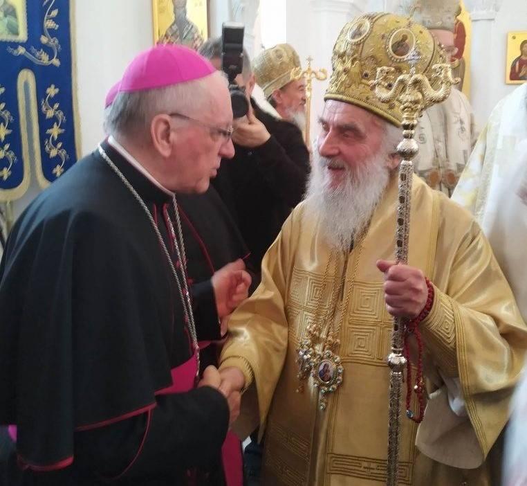 Sažalnica požeškog biskupa Antuna Škovrčevića prigodom smrti patrijarha Irineja