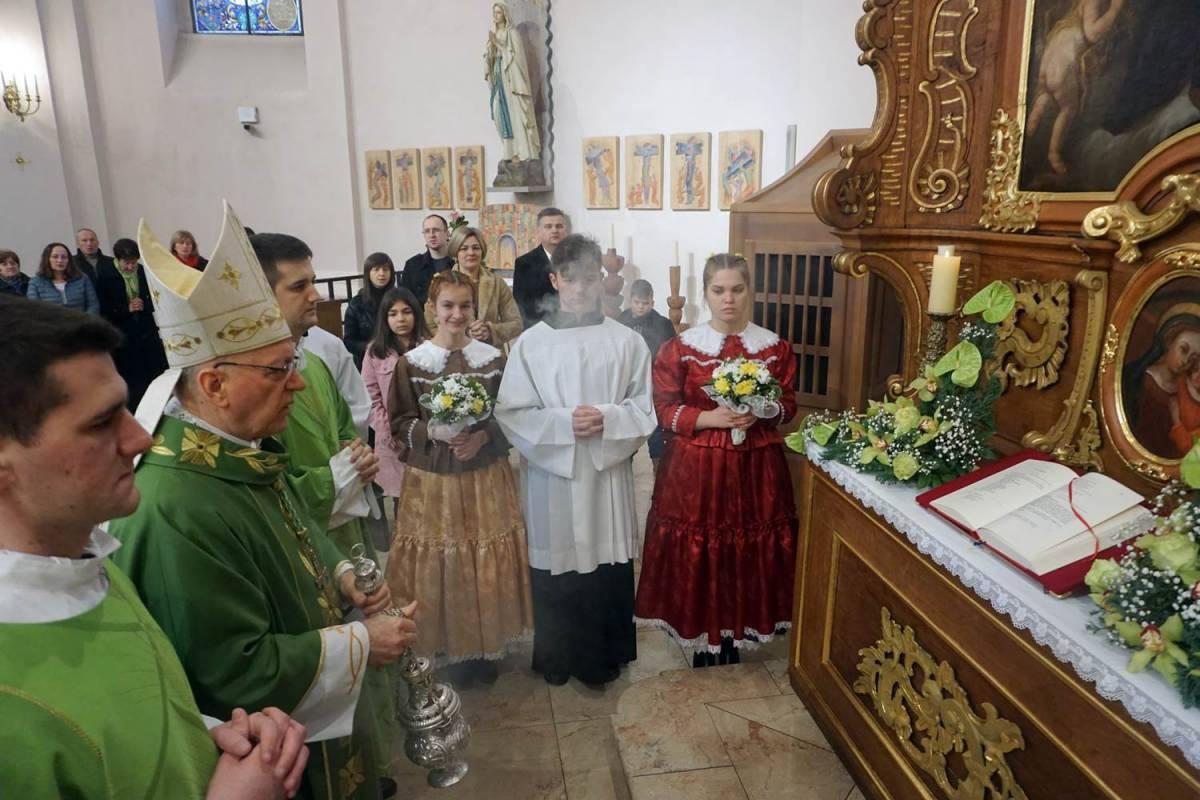 Pismo biskupa Škvorčevića vjernicima na svršetku Godine Božje riječi