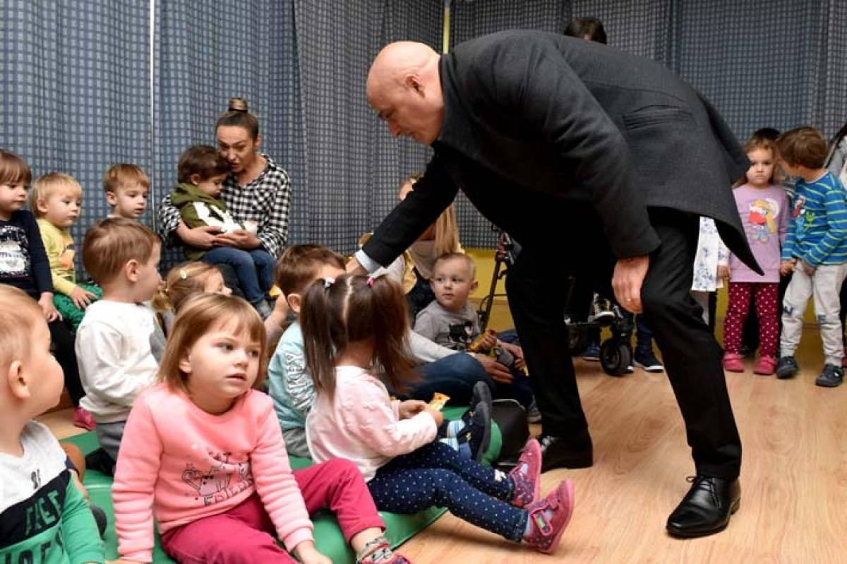 Požega se svrstala među top deset gradova koji bilježe porast upisa u dječji vrtić