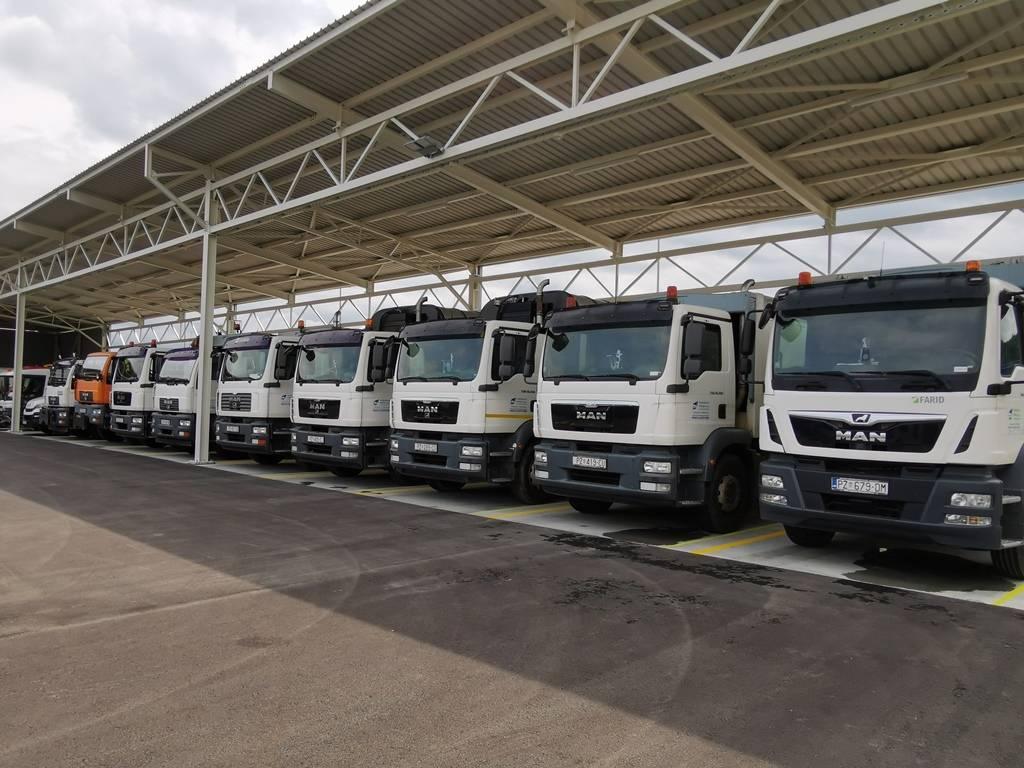 Komunalcu odobren još jedan EU projekt: Stižu specijalizirana vozila za odvojeno prikupljanje papira, kartona i plastike te biootpada
