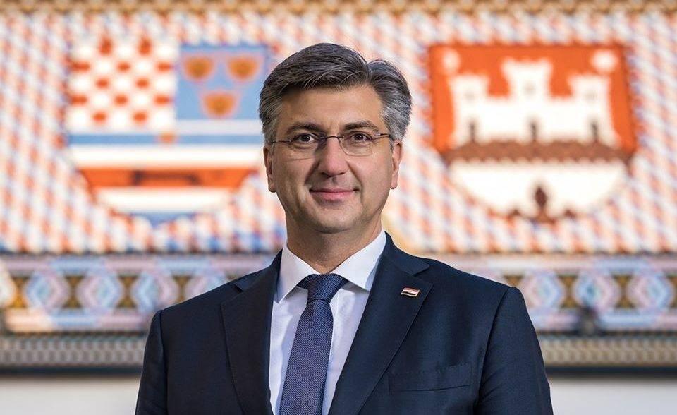 Plenković ide u samoizolaciju: Supruga je pozitivna na koronavirus