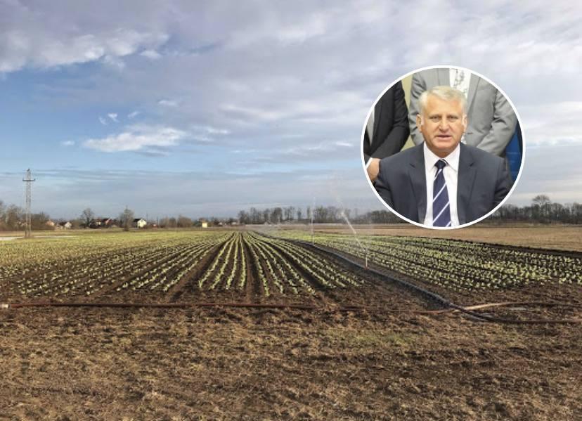 Nećak Franje Lucića, Branko P. ostvario pravo na zakup više od 25 hektara zemlje u Pleternici na 25 godina?!