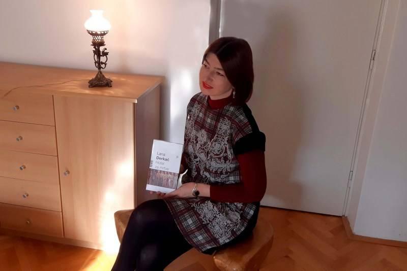 Požežanki Lani Derkač objavljena knjiga ʺHotel za mrtveʺ