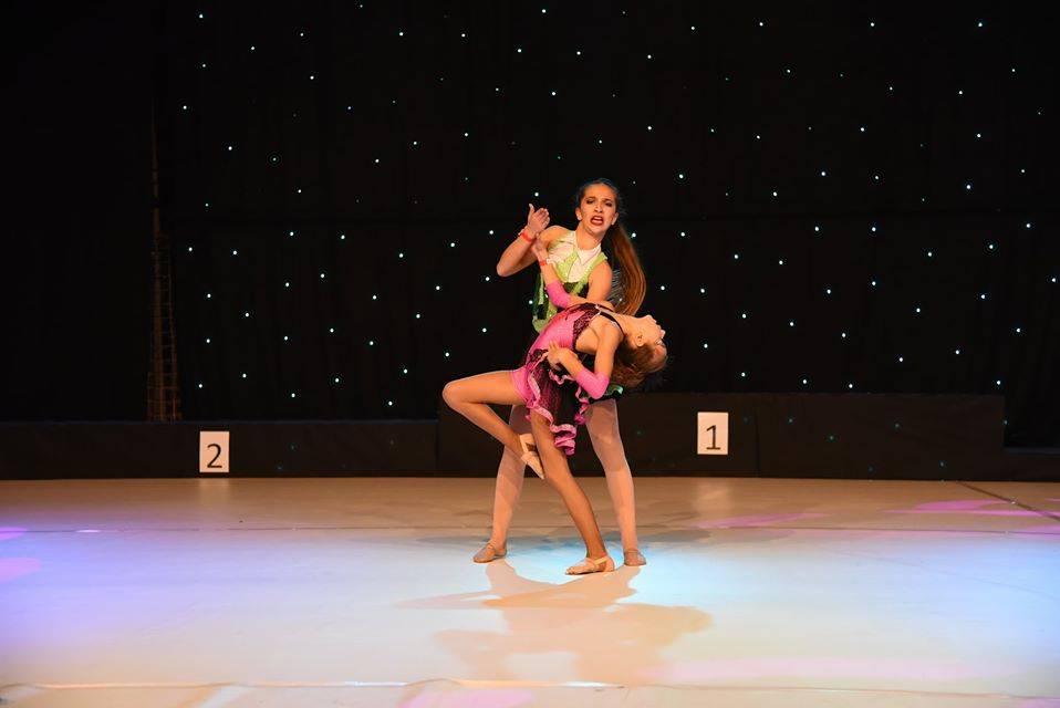 Požežanke Lora i Nia osvojile prvo mjesto na virtualnom internacionalnom plesnom natjecanju