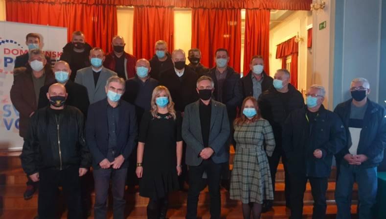 Koalicija Domovinskog pokreta, Mosta i nezavisnih kandidata za lokalne izbore u Požeško-slavonskoj županiji!