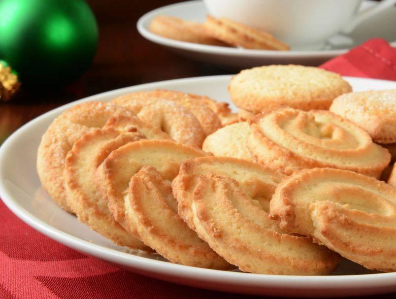 Recept za danske kekse s maslacem koji se tope u ustima