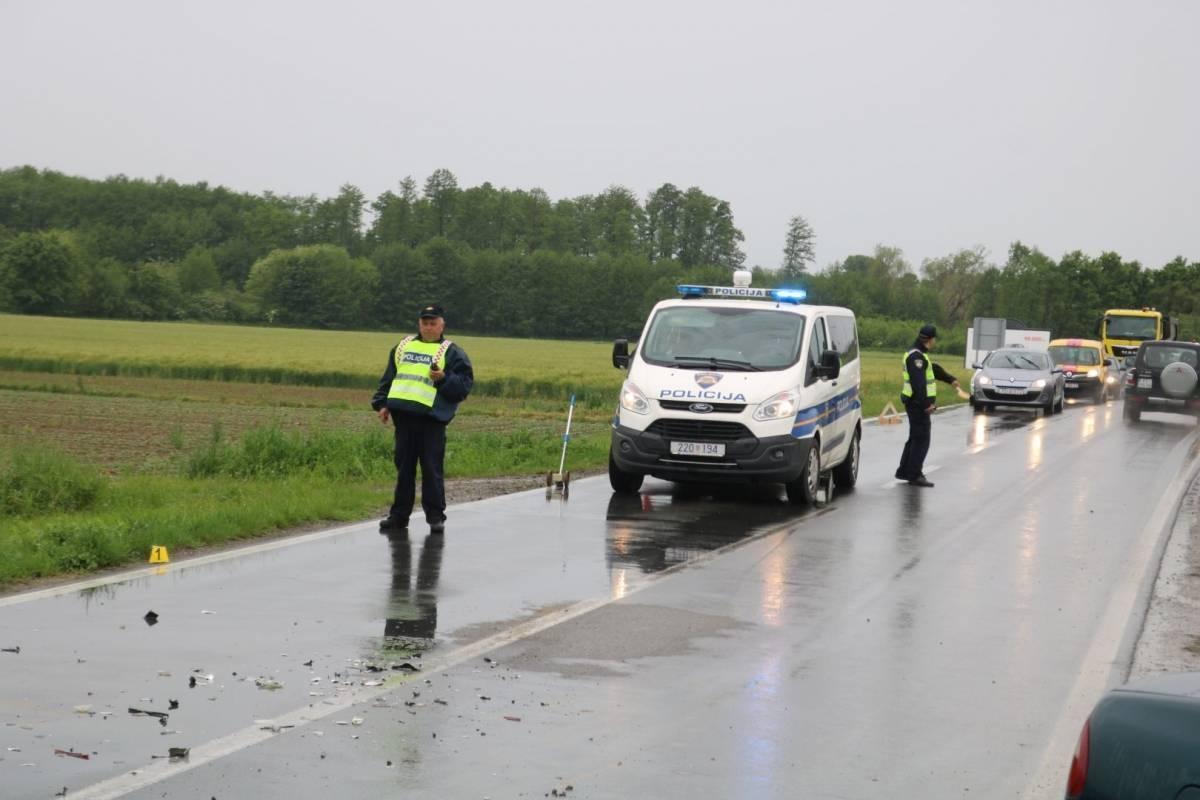 Brzi i žestoki na požeškim cestama: U protekla 24 sata zabilježeno 6 prometnih nesreća